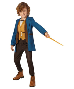 Fantastic Beasts And Where To Find Them - kids Newt Scamander