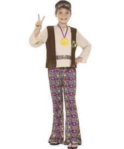 Hippie Boy Costume - Kids