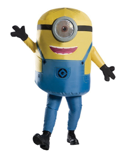 Minion Stuart Inflatable Costume