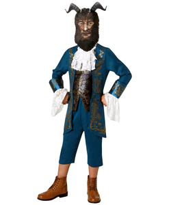 Beauty And The Beast Kids Beast Costume