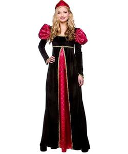 Medievel Queen costume