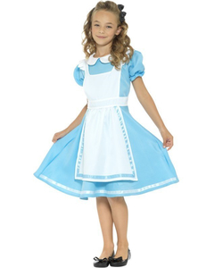 kids wonderland princess costume