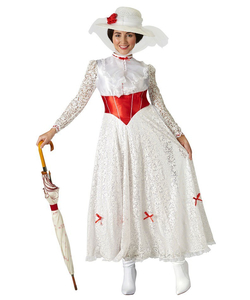 Mary Poppins Jolly Holiday Costume