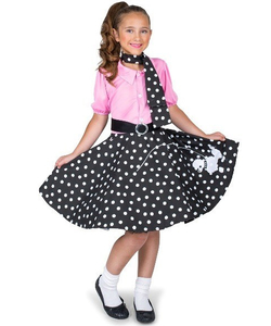 Rock 'n' Roller Girl Costume - Kids