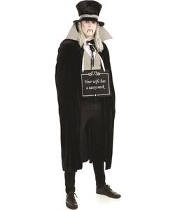 Silent Film Vampire Costume