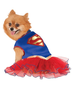 supergirl Pet Costume