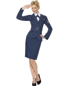 WW2 Air Force Female Captain