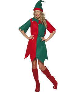 Sexy Cool Yule Elf