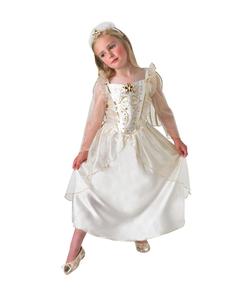 Deluxe nativity angel kids costume