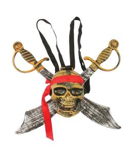 Double Pirate Sword Set