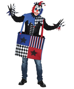Freak In A Box Adult Costume