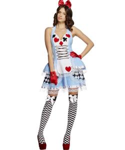 Miss Wonderland costume
