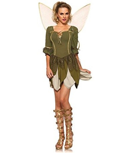 rebel tinkerbell costume