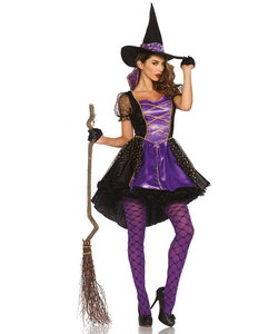 crafty witch costume
