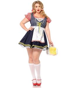 Oktoberfest Inga Costume - Plus Size