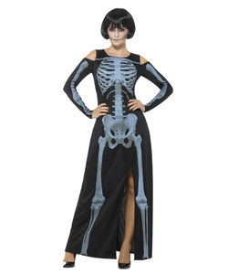 X-Ray Skeleton Dress