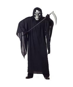 Grim Reaper Costume - Plus Size