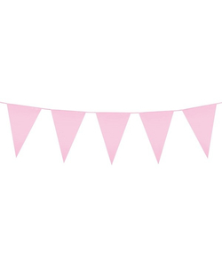Pink Giant Bunting - 10m