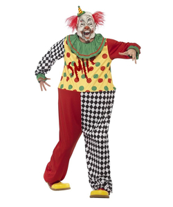 Sinister Clown costume