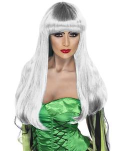 Glamour wig - blueGlamour Witch Wig - White