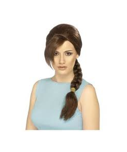 Lara Croft Wig