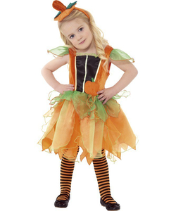 Pumpkin Fairy Toddler Costume