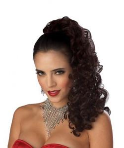 Glamorous Hairpiece - Brunette