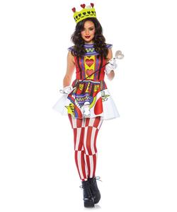 Card Queen Costume
