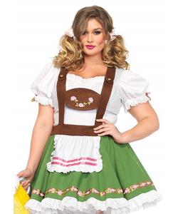 Oktoberfest Sweetie - Plus Size