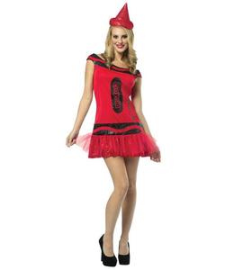 Crayola® Ruby Red Dress
