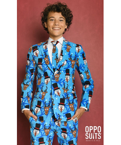 Winter Winner Oppo Suit - Teen