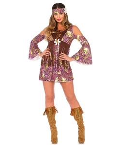Boho Hippie Costume
