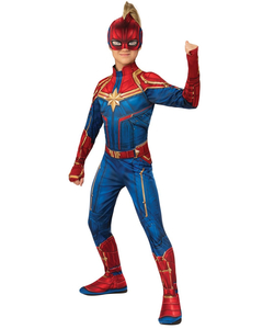 Captain Marvel Costume - Kids