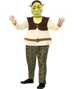 Deluxe Shrek Costume - Kids