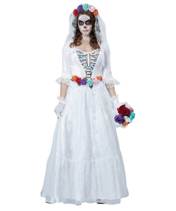 La Novia Muerta (The Dead Bride) costume