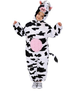Funny Cow Costume - Kids