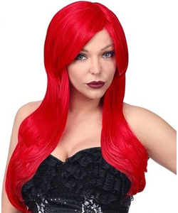 Alicia Cosplay Wig - Red