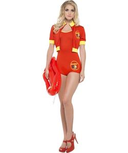 Ladies Baywatch Costume