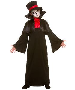 kids deadly reaper costume