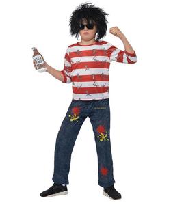 David Walliams Deluxe Rathburger Costume - kids