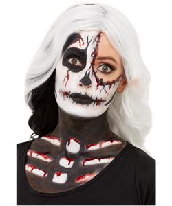 Skeleton Make-Up FX Kit