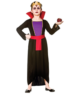 tween wicked queen costume