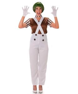 Candy Maker Girl Costume