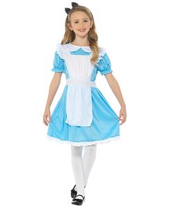 Wonderland Alice Kids Costume