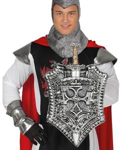 Cross Shield With Sword