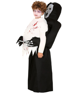 Kids Death Carry Me Costume