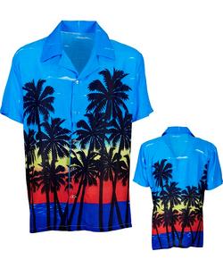Palm Beach Hawaiian Shirt