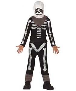Skeleton Soldier Costume - Tween