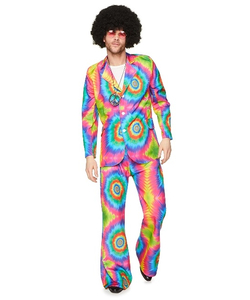 Tie Dye Suit