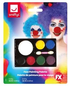 Face Painting Palette